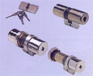 Cylindre Bricard super sûreté ovoïde