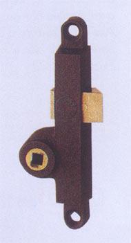 Serrure Metalux Gollot 1520 monopoint applique