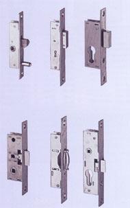 Serrures Metalux monopoint