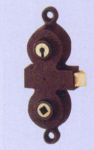 Serrure Metalux Gollot 6500 monopoint applique