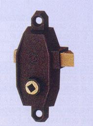 Serrure Metalux Gollot 7100 monopoint applique