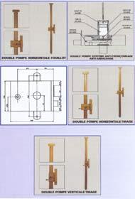 Mécanisme Muel 8 gorges