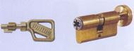 Cylindre européen Pollux gamme 7 ailettes