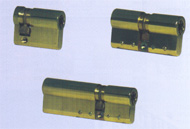 Cylindre européen Pollux gamme 5 ailettes
