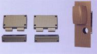 Accessoires pour serrures Pollux multipoints