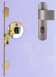 Serrure multipoints Vachette série 5000 A2P1 à larder